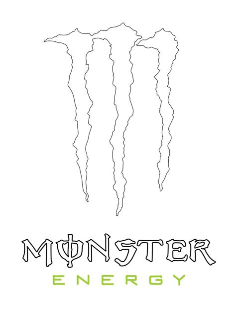 monster energy by killerkoalas on deviantart