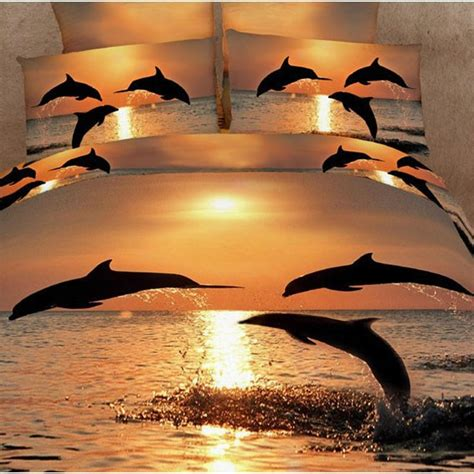 Dolphins Bedding Dolphin Bed Sets