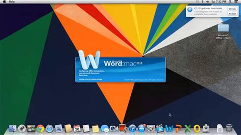Microsoft Word Untuk Macbook by How To Install Microsoft Office On Mac Osx For Free