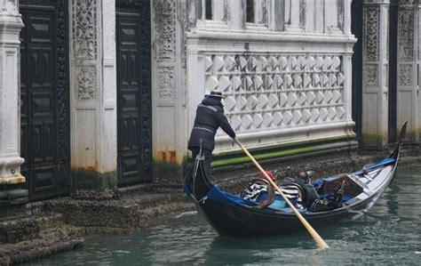 ufficio maree bassa marea eccezionale a venezia a rischio anche la