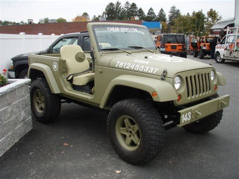 jeep army 2012 jeep wrangler sport army jeep for sale