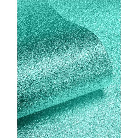 glitter wallpaper liverpool textured sparkle glitter effect wallpaper teal 701355