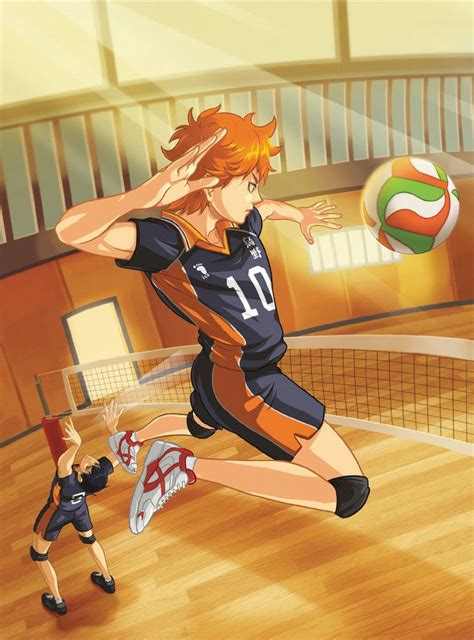 anime volleyball de 20 bedste id 233 er inden for haikyuu p 229 pinterest