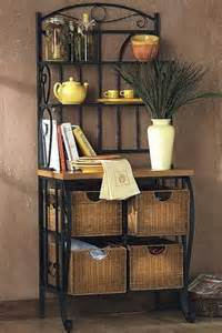 Decor store add the perfect bakers racks or pot rack to a great
