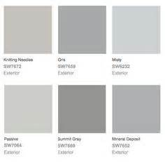 sherwin williams gray paint color evening shadow sw 7662 gray the new neutral gray
