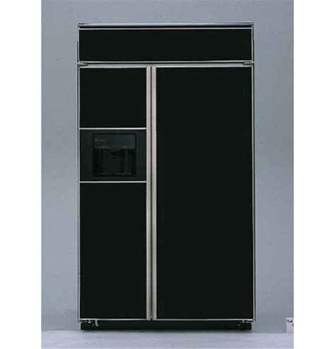 ge monogram refrigerator ge monogram 174 48 quot built in side by side refrigerator with