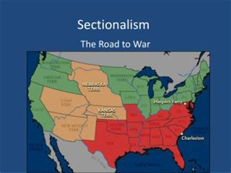 sectionalism north and south ppt sectionalism the north powerpoint presentation id