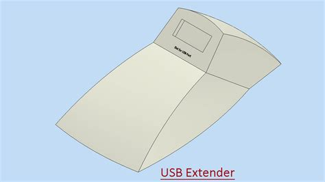 solidworks tutorial usb usb extender video tutorial solidworks youtube