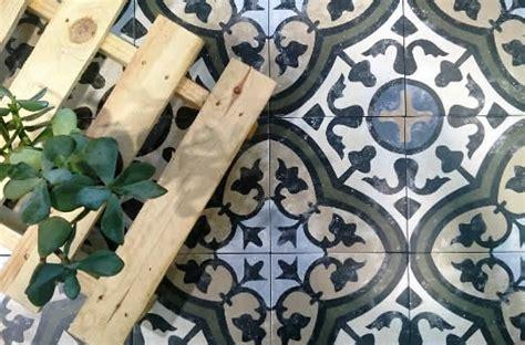 Handmade Tiles Australia - moroccan tiles sydney artisan vintage tiles black white