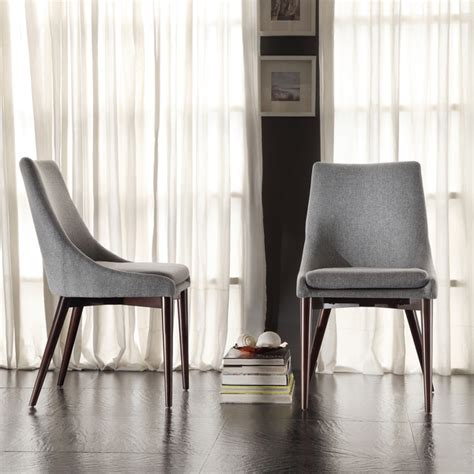 Arm Chair Upholstered Design Ideas Upholstered Dining Chairs Designs That Provide Cozy Furniture Ruchi Designs