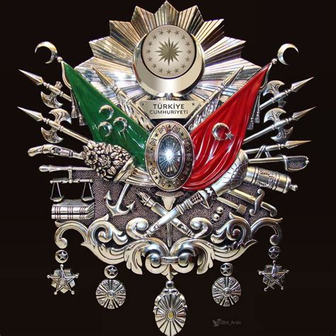 Armée Ottomane by Ottoman State Coat Of Arms Logo Tarih