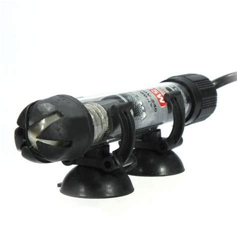 Water Heater Untuk Aquarium adjustable submersible aquarium fish tank water heater ebay
