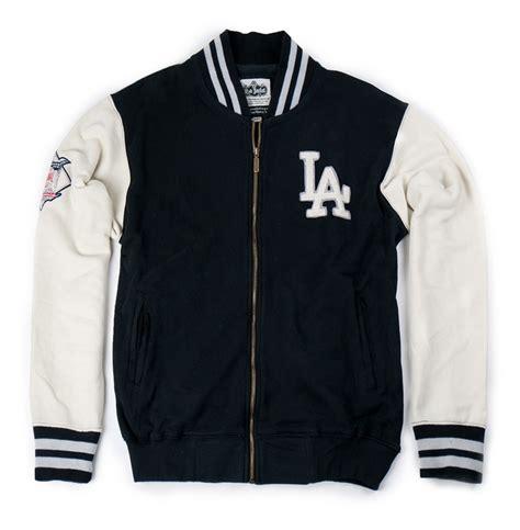 Varsity Jaket La Dodgers Exo la baseball jacket outdoor jacket