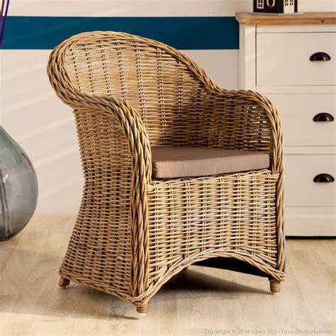 canapé en rotin pas cher fauteuil rotin jardin d ulysse