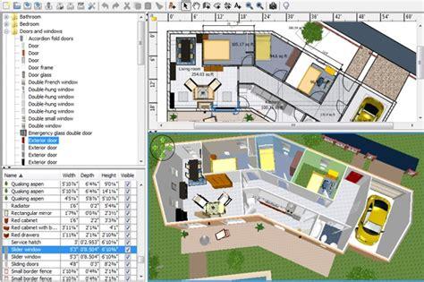 dessiner plan maison gratuit 2d 1 quel logiciel