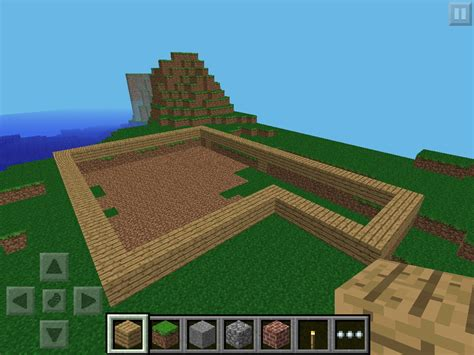 Minecraft House Tutorial Step By Step by Minecraft Pocket Edition