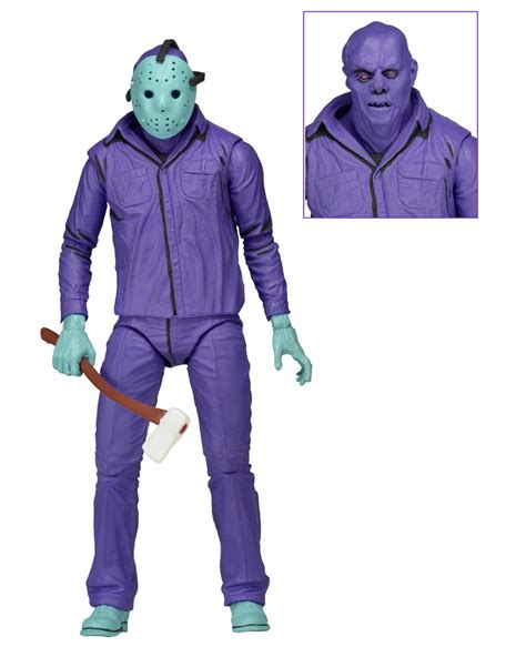 7 figures that friday the 13th 7 quot figure classic jason