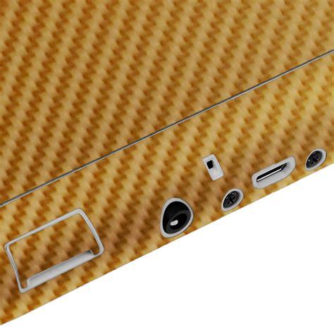 Www Pch Com Gold - skinomi techskin sony ps vita pch 2000 gold carbon fiber skin protector