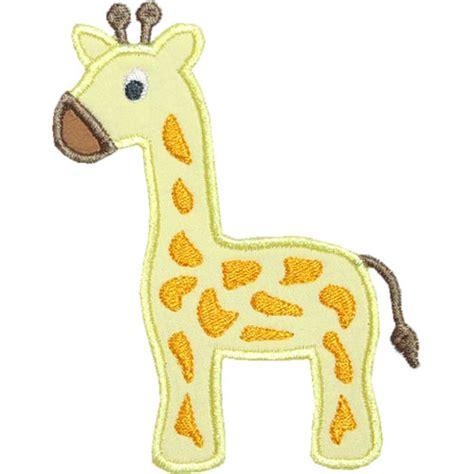 Giraffe Applique by Giraffe Applique Design