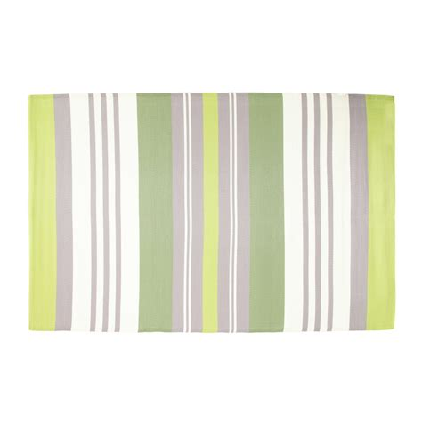 tappeto da esterno tappeto verde da esterno in tessuto 180 x 270 cm olive