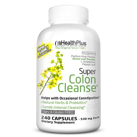 Colon Detox Cleanse Bioganix by Best Garcinia Cambogia Extract For Weight Loss