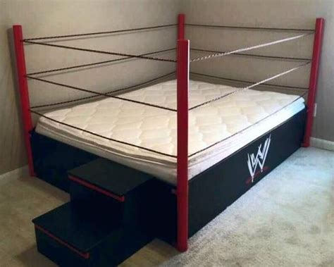 wwe ring bed manchester united revealed this wwe bed is definitely