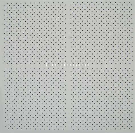 Acoustic Ceiling Board by Sound Insulating Board Fiber Cement Acoustic Board For