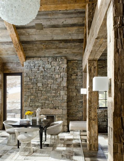 rustic elegance home decor 15 elegant rustic dining room interior designs for the