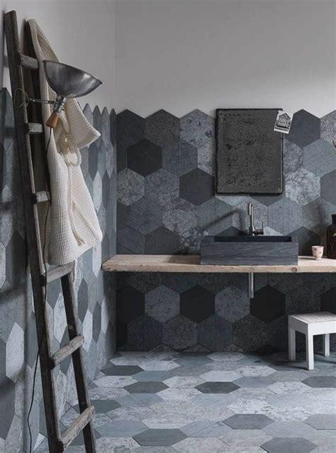 piastrelle esagonali piastrelle esagonali o a nido d ape per il bagno