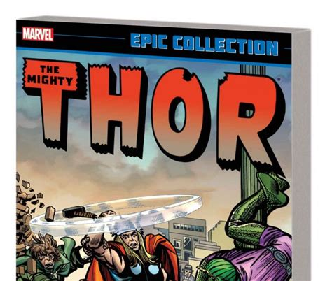 epic collection fall of the pantheon books thor epic collection the god of thunder trade paperback