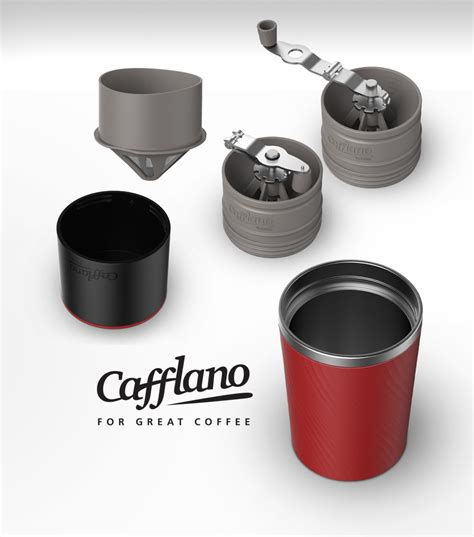 Cafflano Coffee Maker cafflano klassic all in one coffee maker w a built in