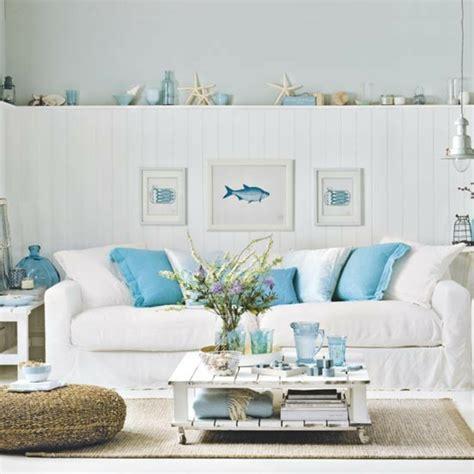 wohnzimmer blau wohnzimmer deko blau