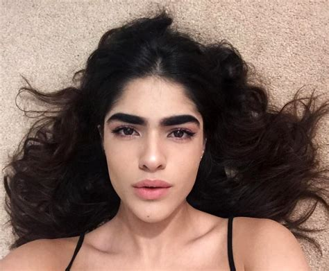 The Model Eyebrow by Meet The Boricua Model Breaking Into Fashion With Eyebrows