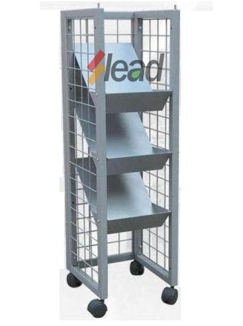Book Display Rack by Magazine Book Display Rack In Magazine Racks From