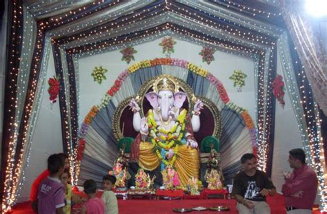 home decoration of ganesh festival suggestions for ganesh chaturthi decoration ideas