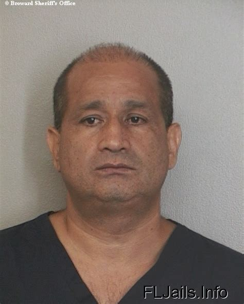 Florida Warrant Search Broward County Luis Fernando Penagos Arrest Mugshot Broward Florida 04 15 2011