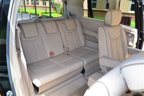 how many does the nissan rogue seat does the nissan murano 3rd row seating autos post