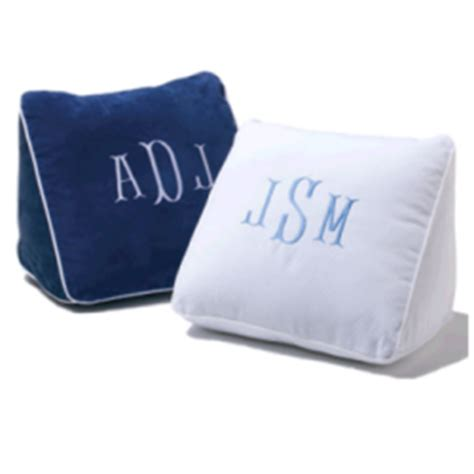 Pillow To Tv by Personalized Wedge Pillow Great For Tv Or Working