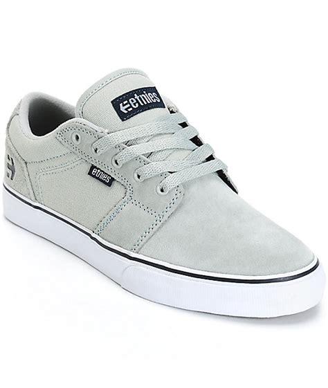 Skateboard Ls by Etnies Barge Ls Skate Shoes