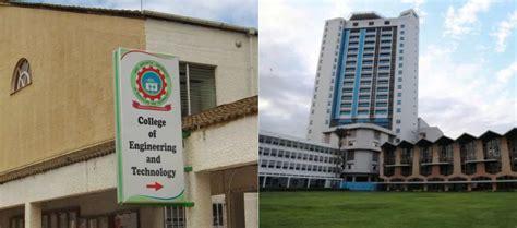 list  universities offering  engineering courses  kenya