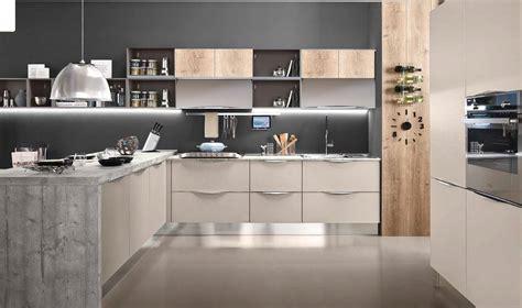 www cucina con it cucina con penisoia in essenza cemento grigio in offerta