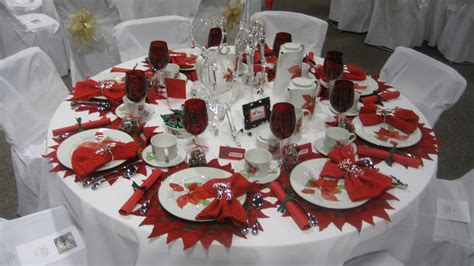 relevant tea leaf 2010 christmas tea tablescapes