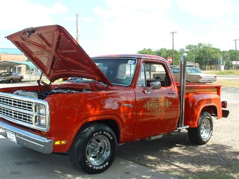 cuero dodge 1979 dodge lil red express for sale in cuero tx from lucas