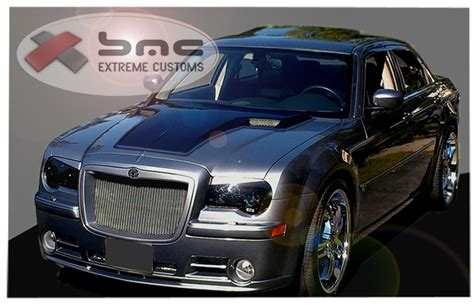 Custom Chrysler 300 Accessories by Aftermarket Accessories Chrysler 300 Aftermarket Accessories