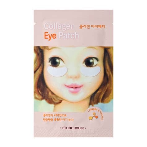 etude house collagen eye patch ori etude house collagen eye patch 1ea