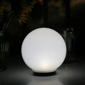 Solar Powered Yard Lights Solar Magic Globe With Color Changing Solar Light