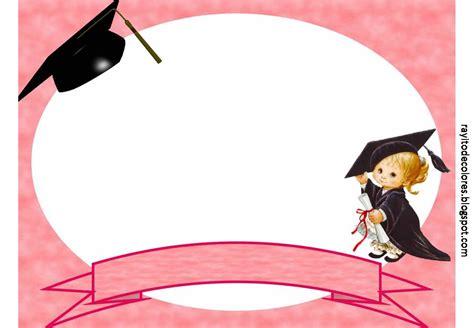 imagenes infantiles graduacion rayito de colores diplomas de graduaci 243 n