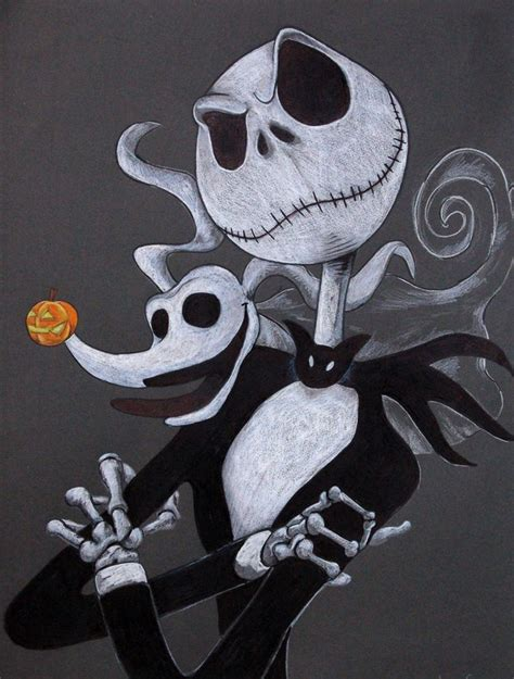imagenes de jack esqueletor jack skellington nightmare before christmas pinterest