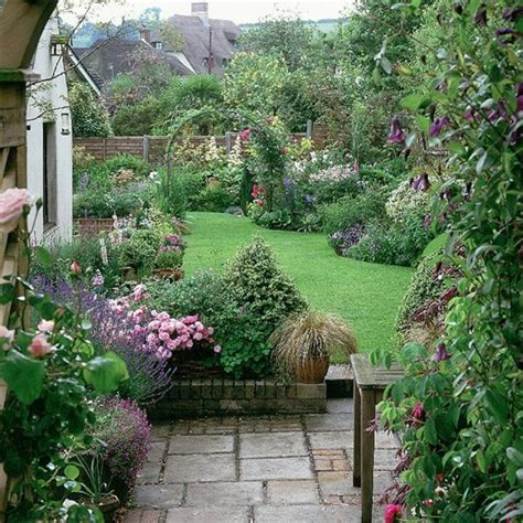 Cottage Garden Patio by Cottage Garden Yard And Patio