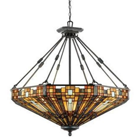 10 Best Craftsman Mission Style Chandelier Images On Prairie Style Chandelier